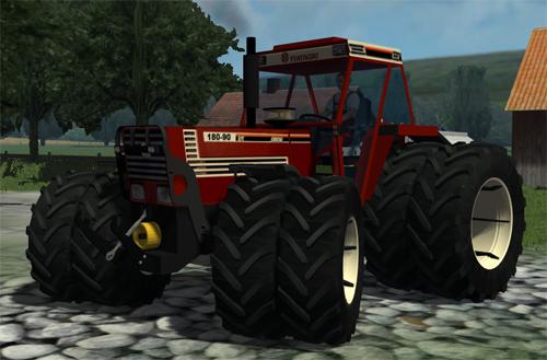 FIAT 180-90 DT
