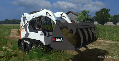 Bobcat S330 Trac