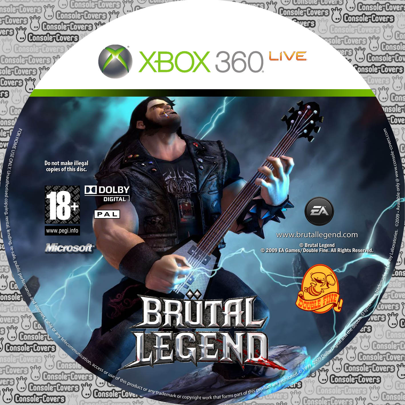 Download BAIXAR GAME Brütal Legend XBox 360