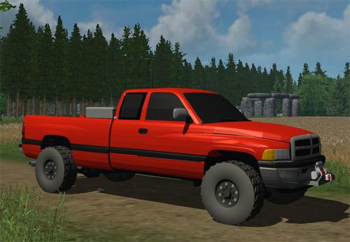 Dodge 2500 Pickup