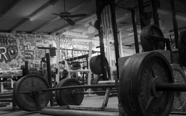 Bilder aus dem MetroFlex Gym : Lifestyle Empty Gym Wallpaper