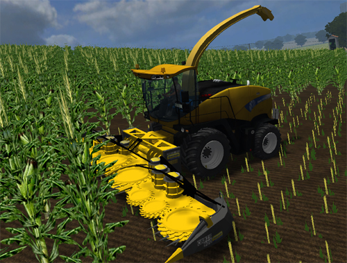 New Holland FR9050 Pack