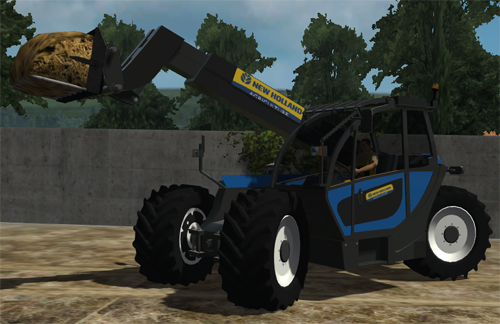New Holland Powerlift