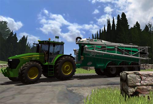 Samson PG25 (New Wheel)
