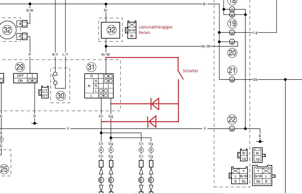ber hmt motorrad nebelscheinwerfer schaltplan fotos elektrische schaltplan ideen. Black Bedroom Furniture Sets. Home Design Ideas