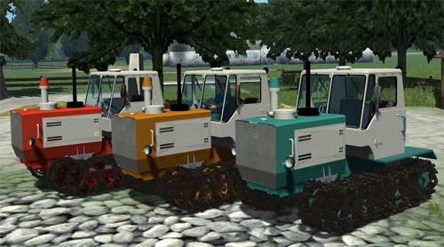 T-150 Track v1.1 Pack