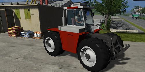 Varitrak 4x4 industry Mod