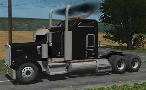 Euro Truck Simulator 2 Kenworth Mods