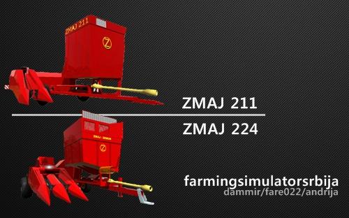 Zmaj 211 & Zmaj 224